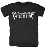 Bullet For My Valentine T-Shirt unisex - Design: Logo