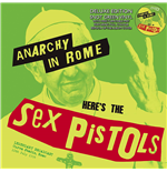Vinyl Sex Pistols - Anarchy In Rome With Turntable Mat