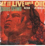 Vinyl James Brown - Say It Love And Loud: Live In Dallas (2 Lp)