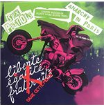 Vinyl Sex Pistols - Anarchy In Paris (Silver Vinyl)