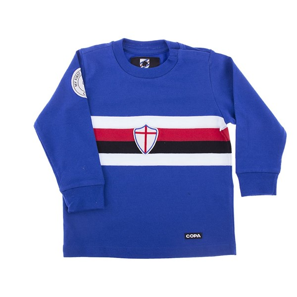 T-Shirt U.C. Sampdoria 'My First Football Shirt'