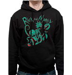 Sweatshirt Rick and Morty 347843