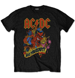 AC/DC T-Shirt unisex - Design: Are You Ready