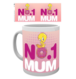 Looney Tunes Tasse Number One Mum Mothers Day