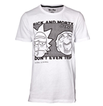 T-Shirt Rick and Morty 348904