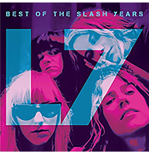 Vinyl L7 - Best Of The Slash Years