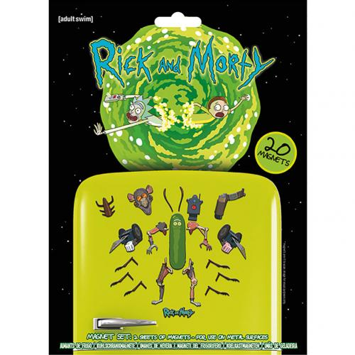 Magnet Rick and Morty 349204