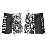 Badehose All Blacks  New Zealand Tribal