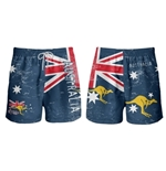 Badehose Australien Rugby 349529
