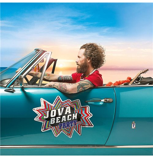 Vinyl Jovanotti - Jova Beach Party