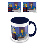 Simpsons Coloured Inner Tasse Steamed Hams