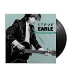 Vinyl Steve Earle - Best Of Live In Concert 1988