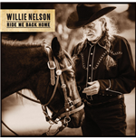 Vinyl Willie Nelson - Ride Me Back Home