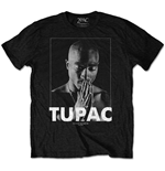 Tupac  T-Shirt unisex - Design: Praying