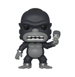 Simpsons POP! TV Vinyl Figur King Kong Homer 9 cm