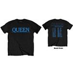 Queen T-Shirt unisex - Design: The Game Tour