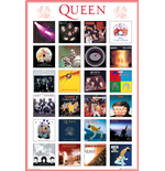 Poster Queen  - Covers (Poster Maxi 61X91,5 Cm)