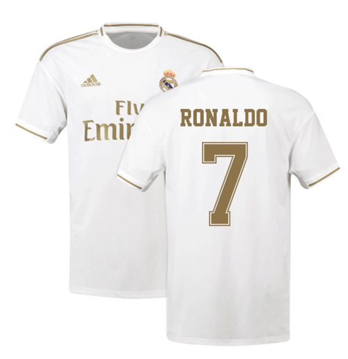 Real Madrid 2018/2019 Trikot 2019-2020 Home