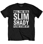 Eminem T-Shirt unisex - Design: The Real Slim Shady