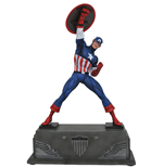 Marvel Premier Collection Statue Captain America 30 cm