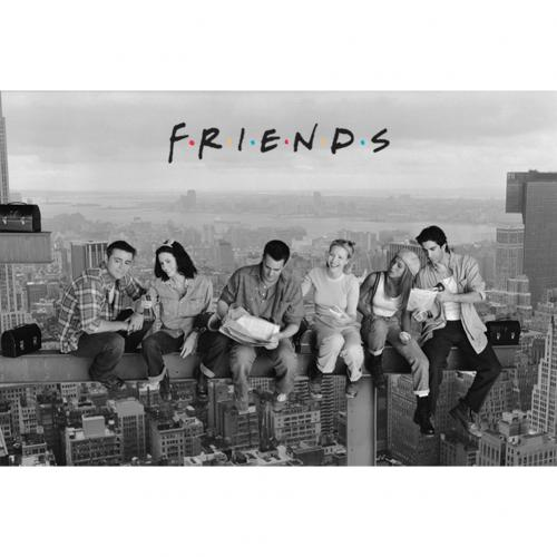 Friends  Poster Skyscraper 127