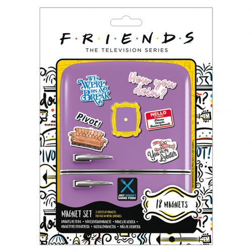 Magnet Friends Set