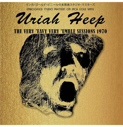 Vinyl Uriah Heep - The Very Eavy Very Umble Sessions 1970