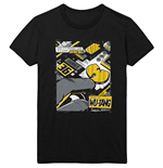 Wu-Tang Clan T-Shirt unisex - Design: Invincible