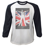 Queen T-Shirt unisex - Design: Flag