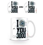 Avengers: Endgame Tasse I Love You 3000