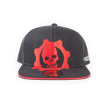 Gears of War Snapback Kappe