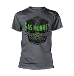 T-Shirt Gas Monkey Garage Live Fast
