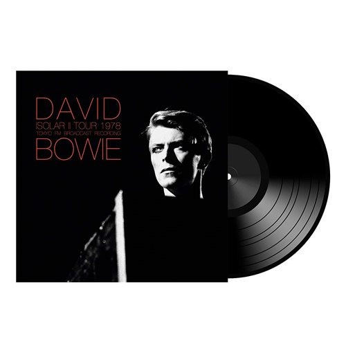 Vinyl David Bowie - Isolar Ii Tour 1978 (2 Lp)