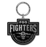 Foo Fighters  Schlüsselring - Design: Established 1995