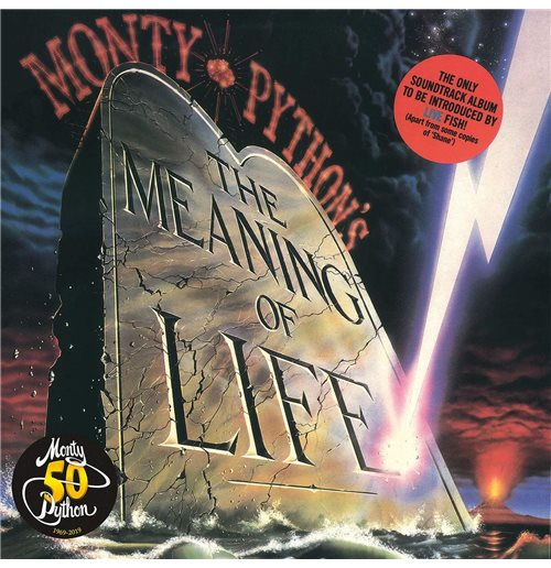 Vinyl Monty Python - The Meaning Of Life