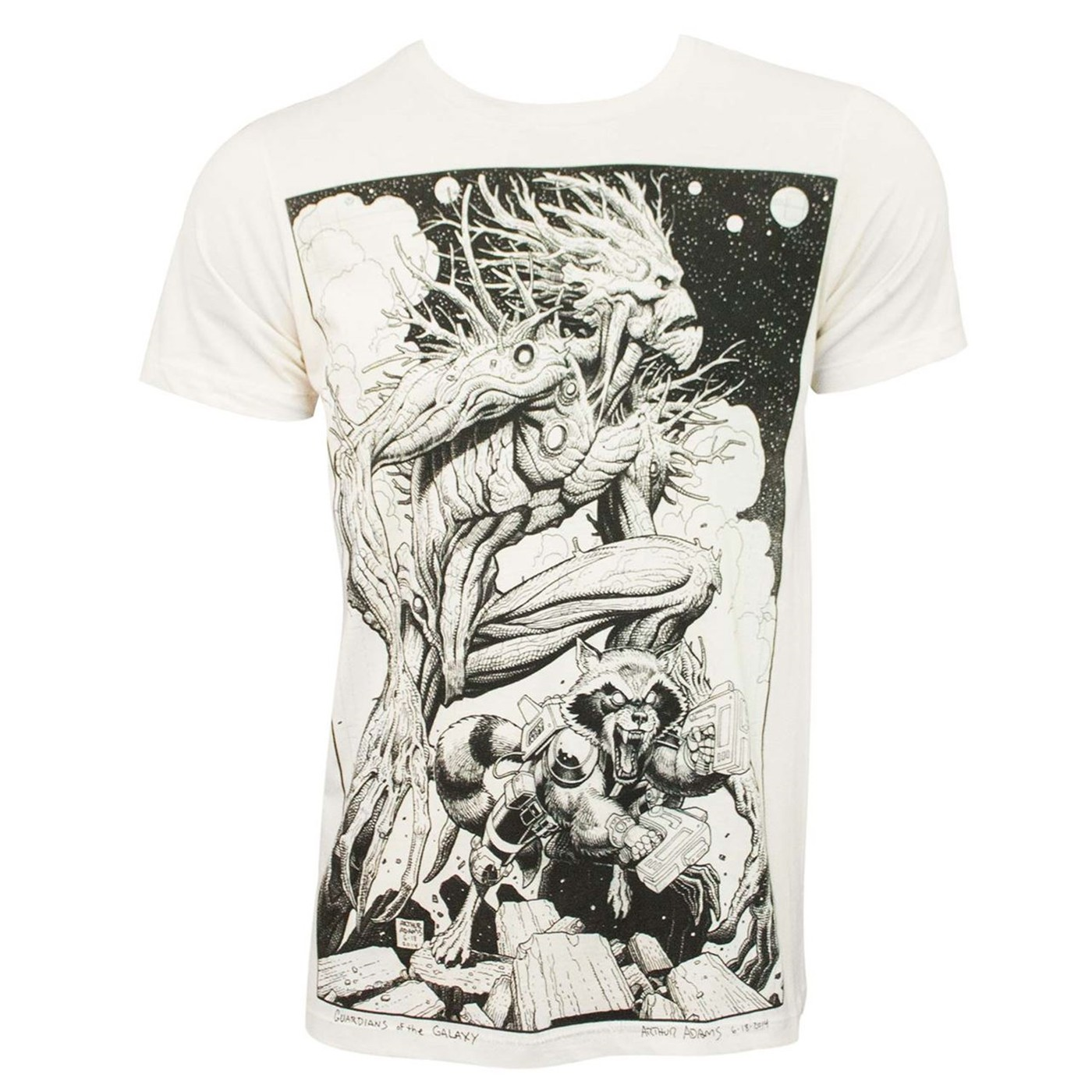 Guardians of the Galaxy T-Shirt für Männer