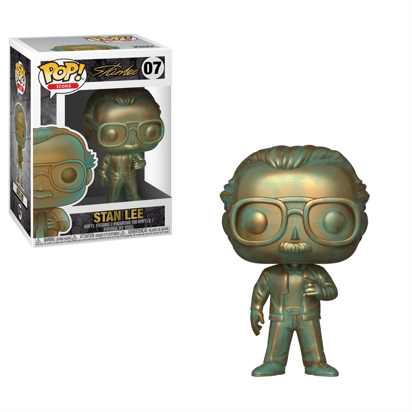 Stan Lee Funko Pop
