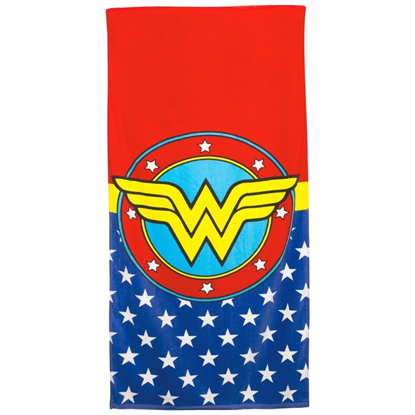 Wonder Woman Strandtuch