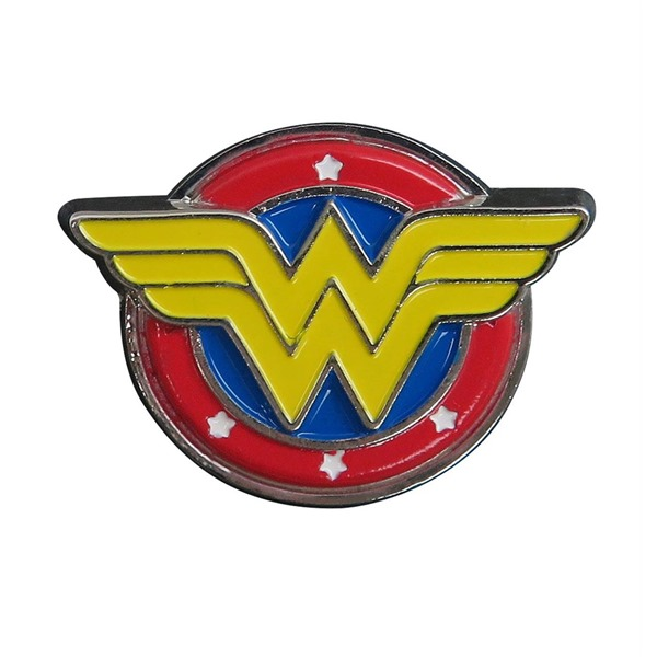 Wonder Woman Brosche