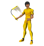 Bruce Lee Select Actionfigur Yellow Jumpsuit 18 cm