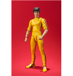 Bruce Lee Sh Figuarts Yellow Suit Actionfigur