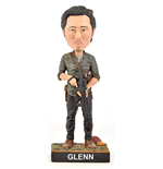 The Walking Dead Glenn Bobblehead Headknocker