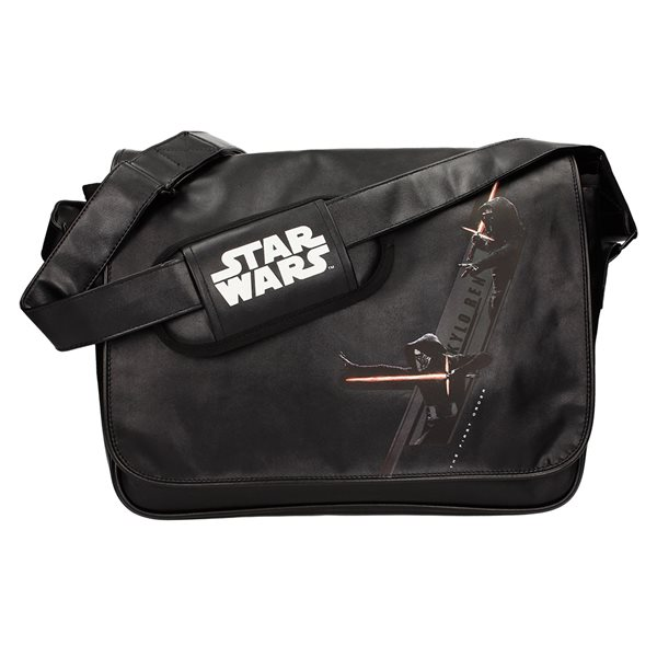 Sw EP7 Kylo Poses Mailbag W Flap Tasche