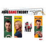 Big Bang Theory Magnetic Bookmark -A- Lesezeichen