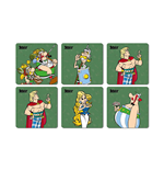 Asterix Legionary 6 Coasters Set Untersetzer