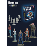 Doctor Who 10TH Doctor And Companions Brettspiel