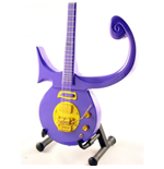 Mini Guitar Prince Purple Symbol