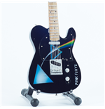 Mini Guitar Pink Floyd Tribute Dsom