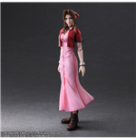 FF7 Crisis Core Aerith Gainsborough Actionfigur
