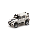 BRABUS 4x4² AUF BASIS MERCEDES BENZ G 500 4x4² WHITE 2016